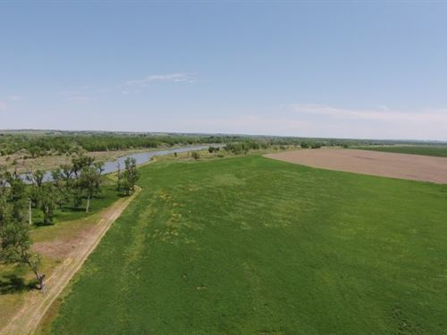 Cody-Dillon Irrigated Farm : North Platte : Lincoln County : Nebraska