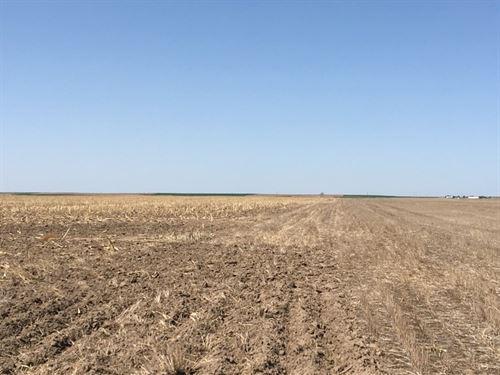 Deuel County Dryland Parcel 3 : Lewellen : Deuel County : Nebraska