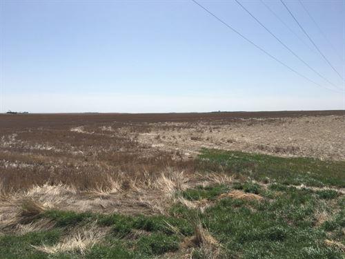 Deuel County Dryland Parcel 2 : Lewellen : Deuel County : Nebraska