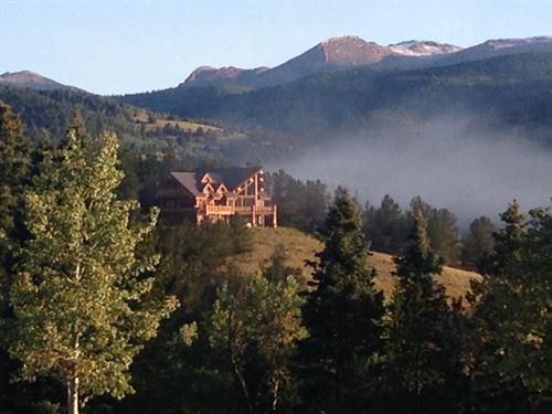 Cedar Stone Ranch : Victor : Teller County : Colorado