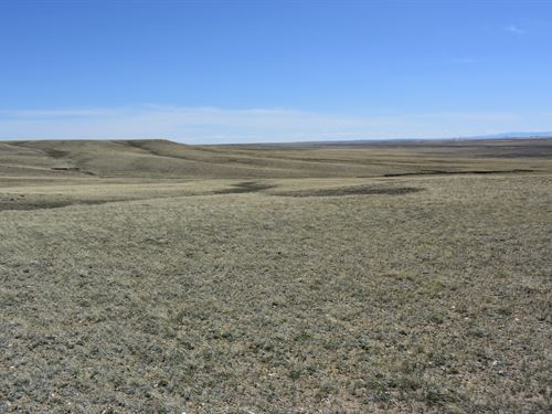 Little Medicine 162 : Medicine Bow : Carbon County : Wyoming