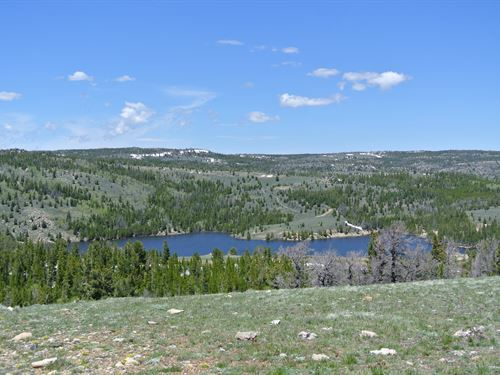 Rock Creek Tract 13 : Lander : Fremont County : Wyoming