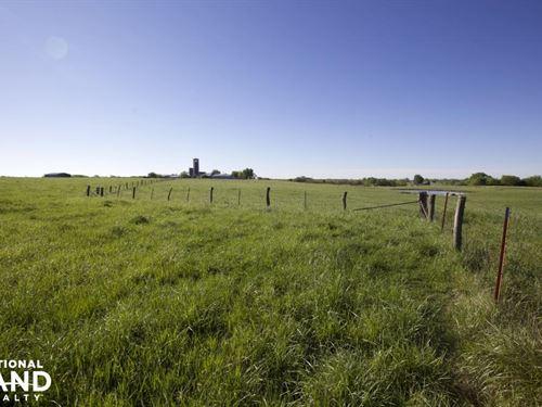Douglas County Pasture And Home Sit : Baldwin City : Douglas County : Kansas