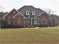 Beautiful 4 Br Home On 15 Acres : Troy : Pike County : Alabama