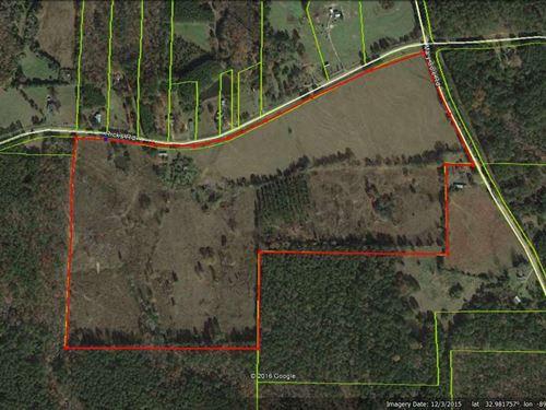 Home Site Or Mini Farm : Noxapater : Winston County : Mississippi