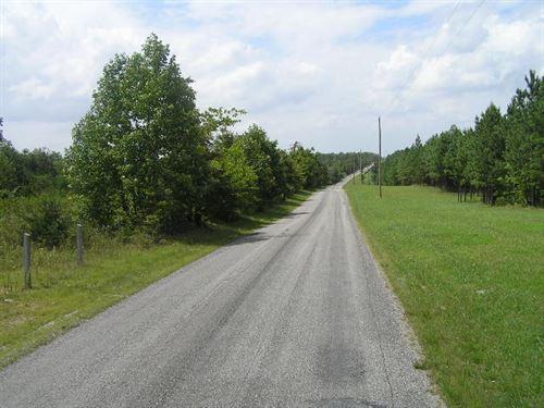 Hunting, Homesites, Mountain : Spencer : Van Buren County : Tennessee