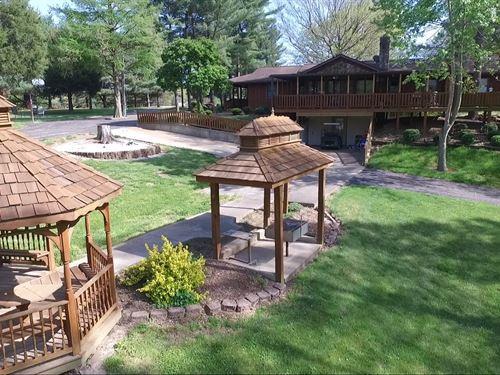 Multi-Parcel Real Estate Auction : Washington : Daviess County : Indiana