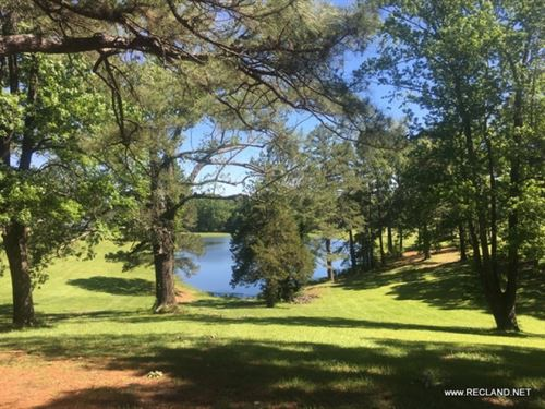 320 Ac Pasture, Timberland & C : Natchitoches : Louisiana
