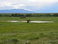 Beautiful River And Prairie Ranch : Walsenburg : Huerfano County : Colorado