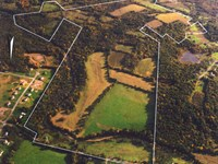 424 Acre Farm For Sale : Blooming Grove : Orange County : New York