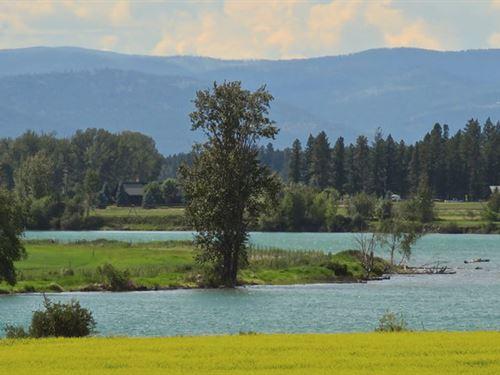 Riverside Lifestyle : Bigfork : Flathead County : Montana