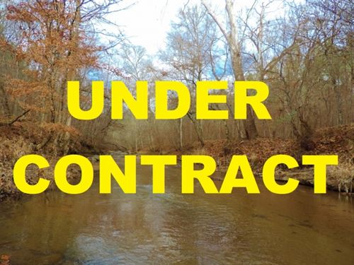 Big Creek / Pine Timber Investment : White Plains : Greene County : Georgia