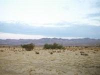 Amazing View With Paved Road : Twentynine Palms : San Bernardino County : California