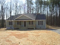 New Home On 10.7 Acres : Maidens : Hanover County : Virginia