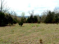 6.2 Acres With Picturesque Views : Cabool : Texas County : Missouri