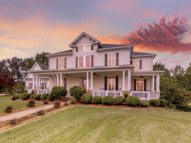 Swell 16 Acre Estate Madison Ga Farm For Sale Madison Best Image Libraries Weasiibadanjobscom