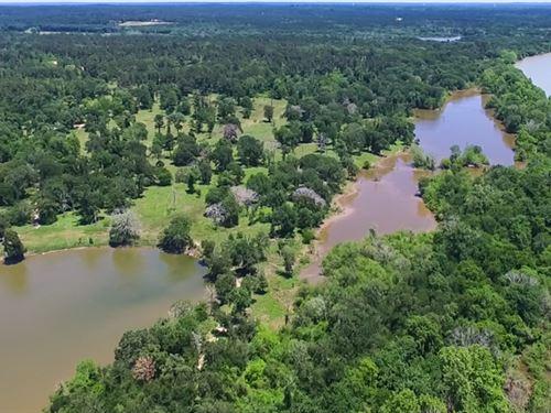 100 Ac Trinity River : Trinity : Walker County : Texas