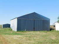 Cropland With Wind Lease Income : Hennessey : Oklahoma County : Oklahoma