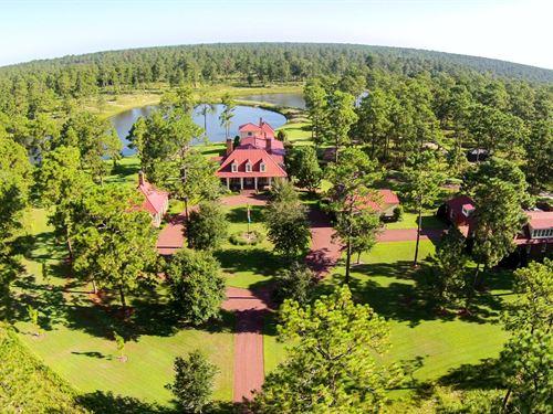 Kickapoo Plantation : Thomasville : Thomas County : Georgia
