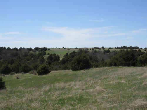 Brady Canyon Pasture : Brady : Lincoln County : Nebraska