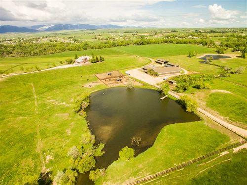Yo Equine Ranch : Sheridan : Wyoming