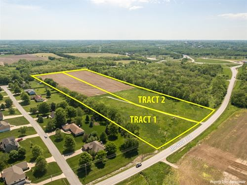 20+/- Acres In Two Tracts : Platte City : Platte County : Missouri