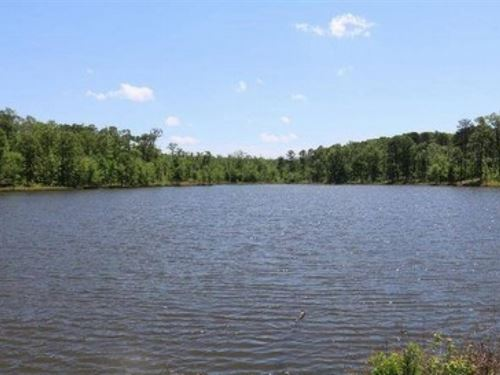 637 Acres In Montgomery County : Winona : Montgomery County : Mississippi