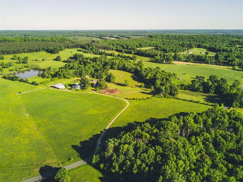 A Classic Cattle Farm Farm For Sale Gretna