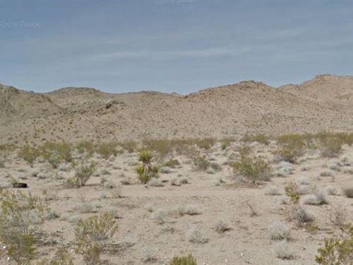 San Bernardino, Ca $13,000 Neg : Landers : San Bernardino County : California