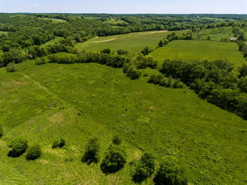 500 Acres Of Private Paradise : Hartville : Wright County : Missouri
