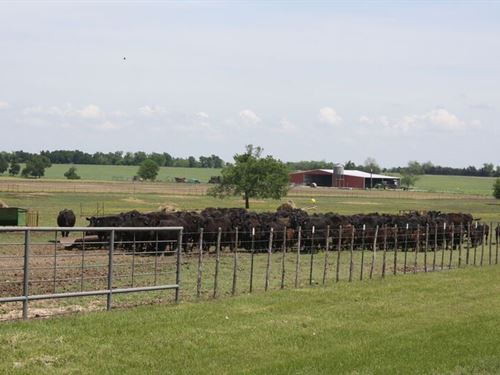 1610 Acre Ranch : Honey Grove : Lamar County : Texas