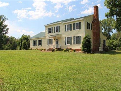 Old And New : Meherrin : Lunenburg County : Virginia