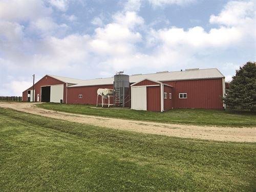 Equine Property Auction : Bourbonnais : Kankakee County : Illinois