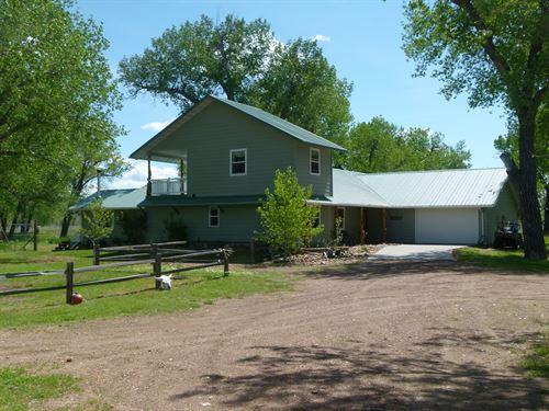 Powder River Sportsman's Paradise : Broadus : Powder River County : Montana