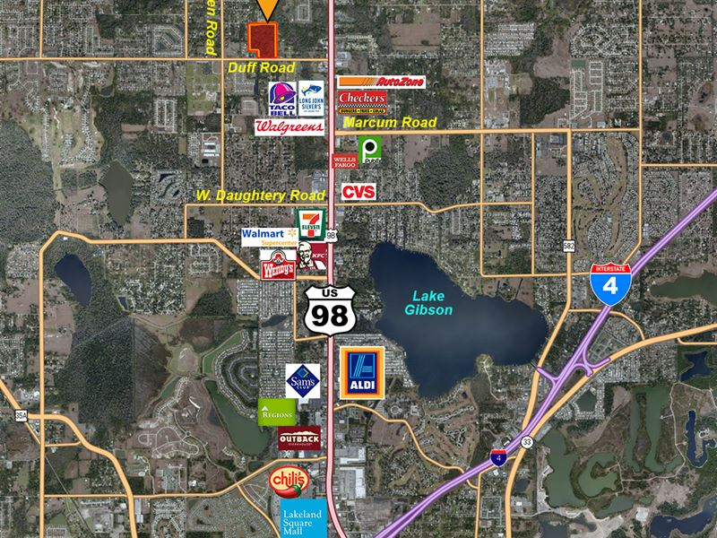 Duff Road Development : Lakeland : Polk County : Florida