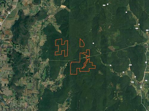 Sharp Mountain Tract : Huntsville : Madison County : Alabama