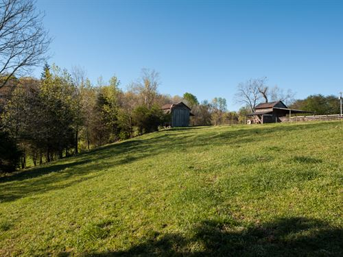 Windy Slopes Farm - East : Prospect Hill : Caswell County : North Carolina