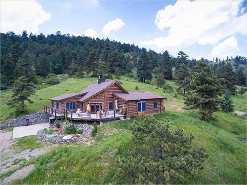 Shadow Wild Ranch : Indian Hills : Jefferson County : Colorado