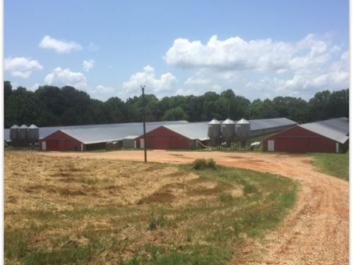 53 Acres In Neshoba County W/Farm : Philadelphia : Neshoba County : Mississippi