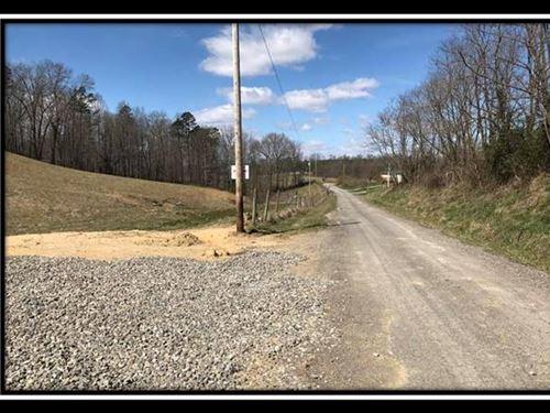Mini-Farm With Great Views : Patriot : Gallia County : Ohio
