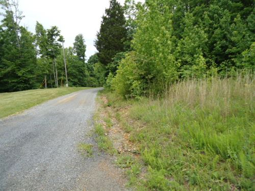7.70 Acres Wooded In Clay Co. : Celina : Clay County : Tennessee