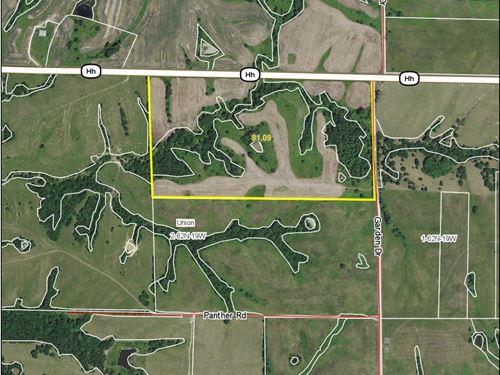 80 Ac, Sullivan County : Green City : Sullivan County : Missouri