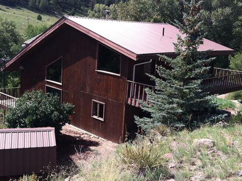 Pinos Creek Cabin - Del Norte : Del Norte : Grand County : Colorado