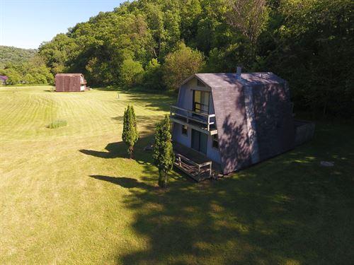 Getaway Cabins In Southwestern Wi : Boscobel : Grant County : Wisconsin