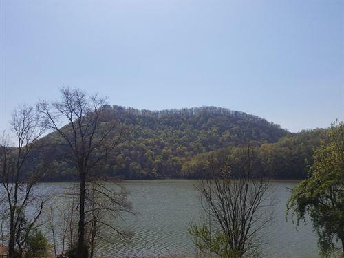 10+ Acre Tract On Cherokee Lake : Mooresburg : Hawkins County : Tennessee