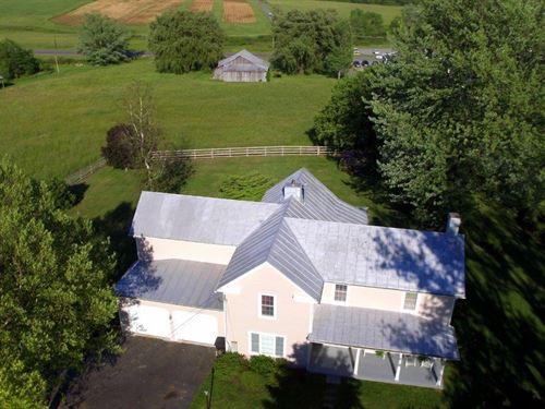 For Sale 1900S Farm House W/ 5 Acre : Bent Mountain : Roanoke County : Virginia