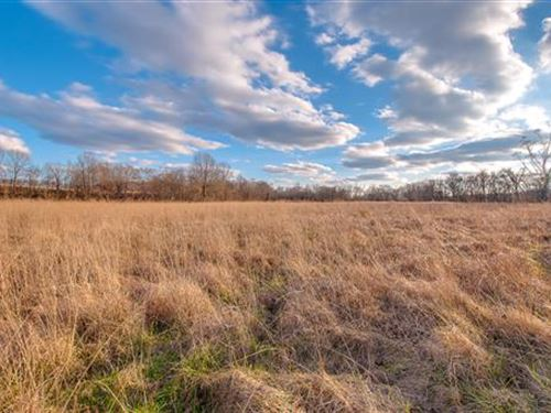 102 Ac With Mix Of Pasture & Woods : Duck River : Hickman County : Tennessee