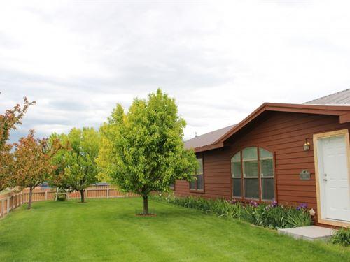 Bayard Equestrian And Alfalfa : Bayard : Morrill County : Nebraska