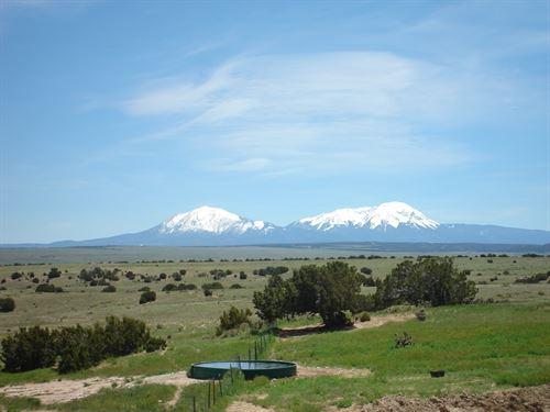 Potts Family Ranch : Gardner : Huerfano County : Colorado