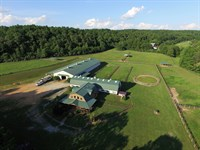 841 Acre Horse Ranch : Duck River : Hickman County : Tennessee